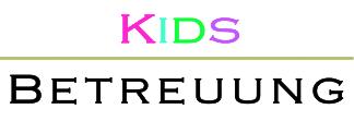 Logo_KIDS-Betreuung